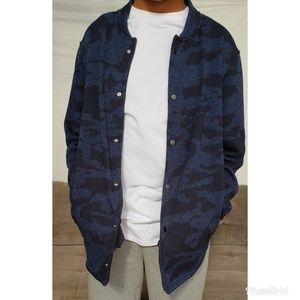 Levi's Camo Knit Jacket(161)